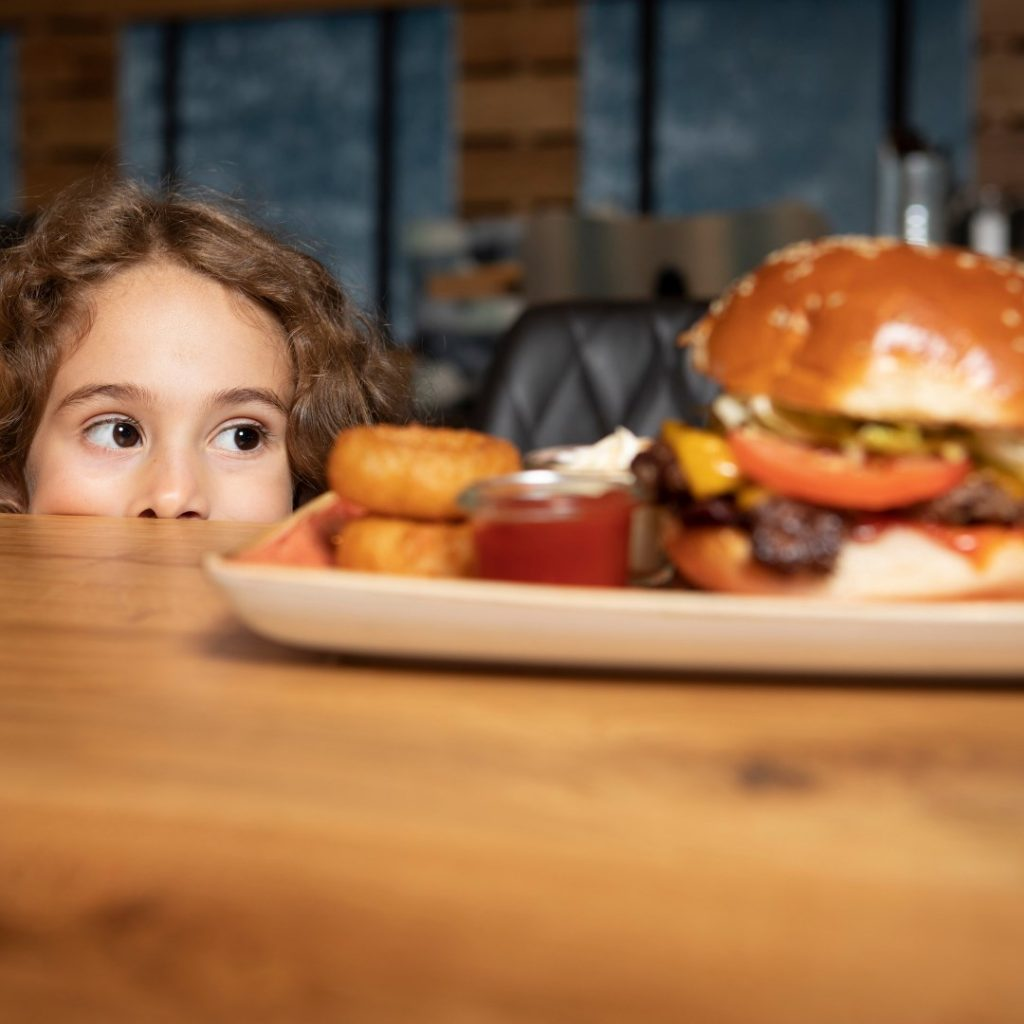 Le Burger Social Cases
